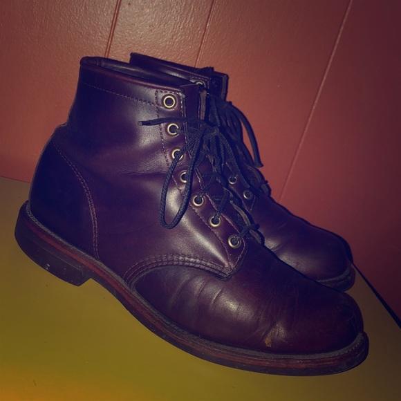 f5d9e3e8dbb L.L. Bean Chippewa Katahdin Iron Engineer Boots